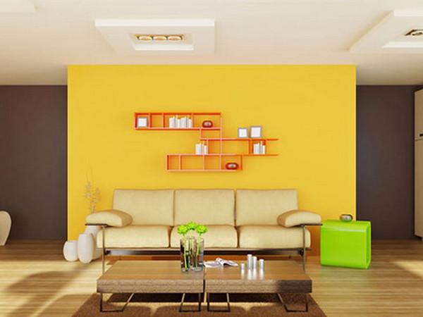 Чому слід вибирати жовті кольори в інтер'єрі?